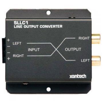 Speaker Level-Line Level Converter